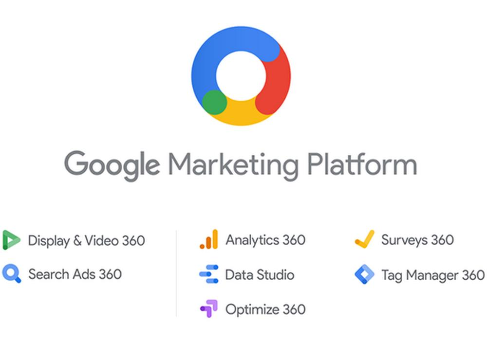 Google Marketing Platform | Bubblegummarketing